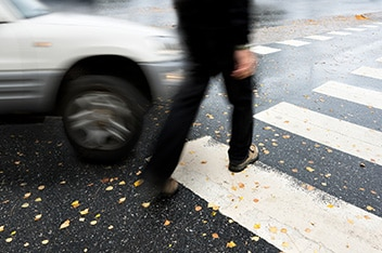 Auto / Pedestrian Accidents